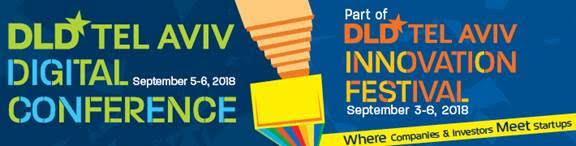 DLD Tel Aviv Innovation Festival 2018