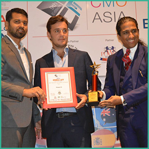 "Anagog wins ""Most Innovative Use of Mobile Technology"" at CMO Asia Awards"