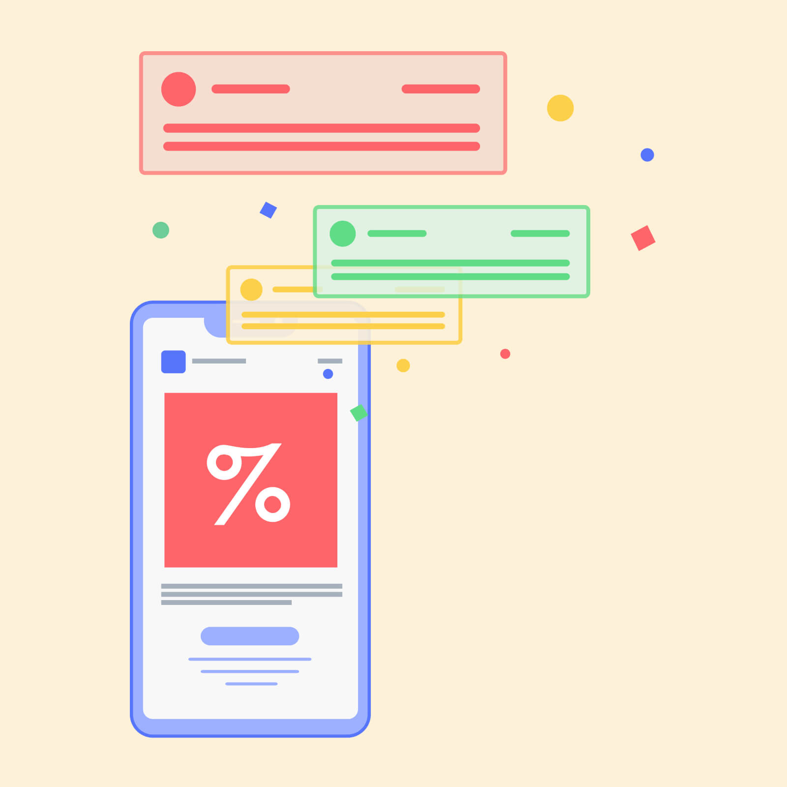 Personalized Offers in Mobile Engagement