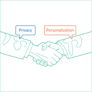 Handshake_Personalization & Privacy