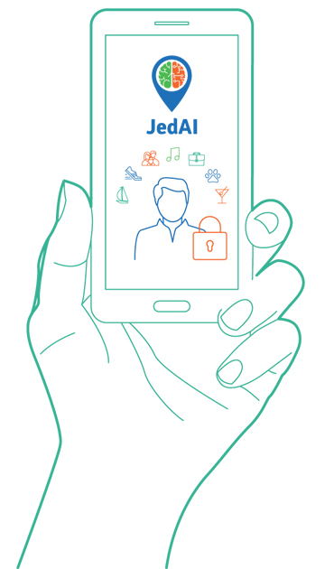 JedAI - Edge AI On Phone Profiling - Optimal Privacy