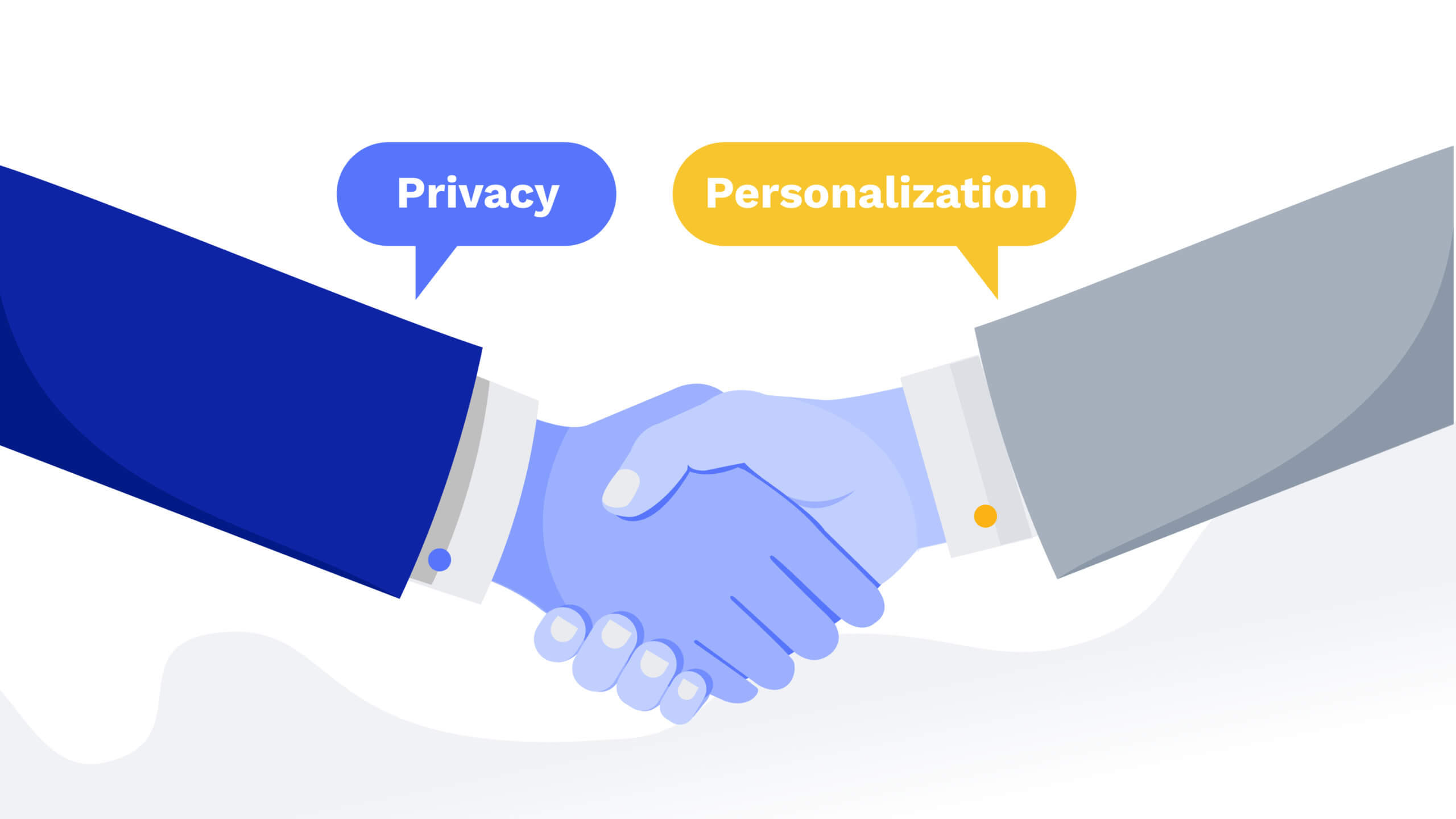 Personalization and Privacy Co-Existing