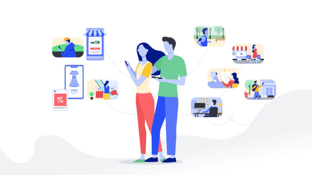 Merging online and offline for better engagement
