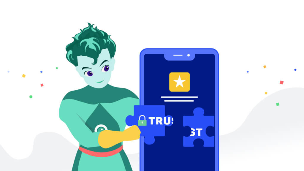 Mobile app permissions and trust