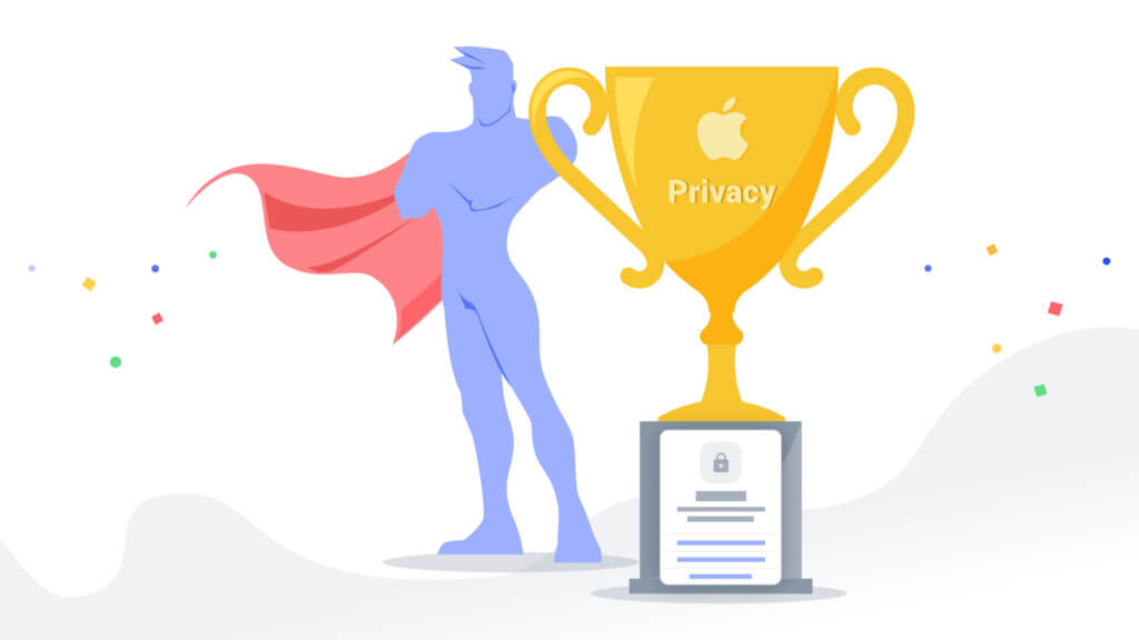Apple Trophy for Privacy