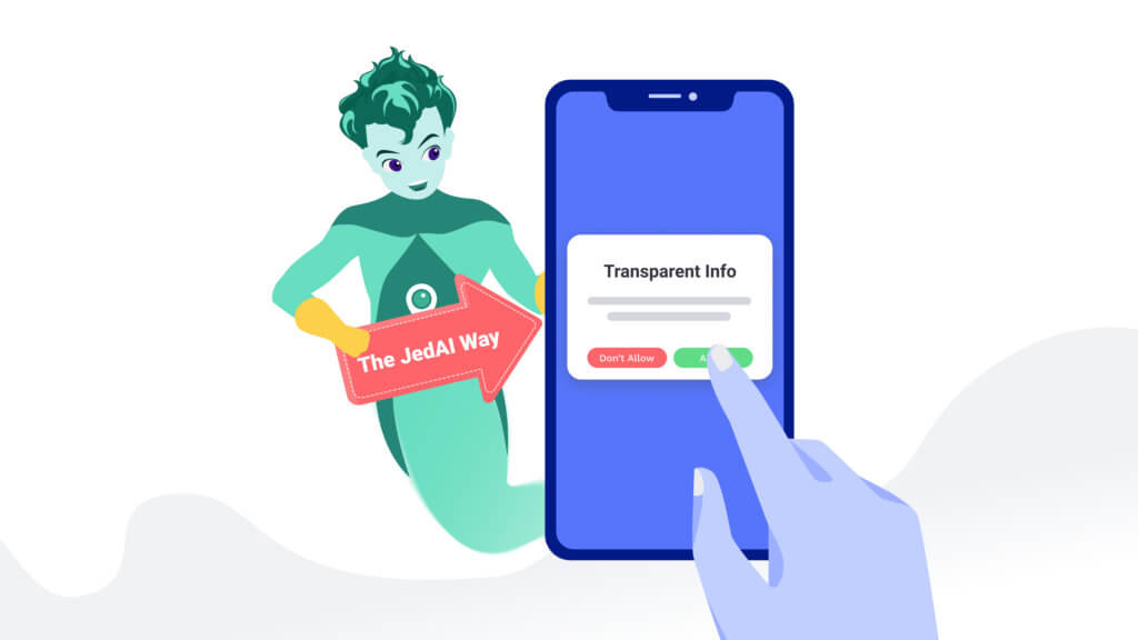 The JedAI Way to Gain App Permissions