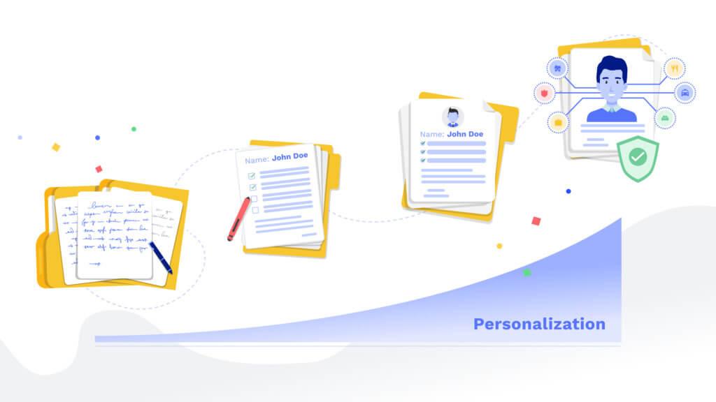 Evolution of Personalization in Insurance