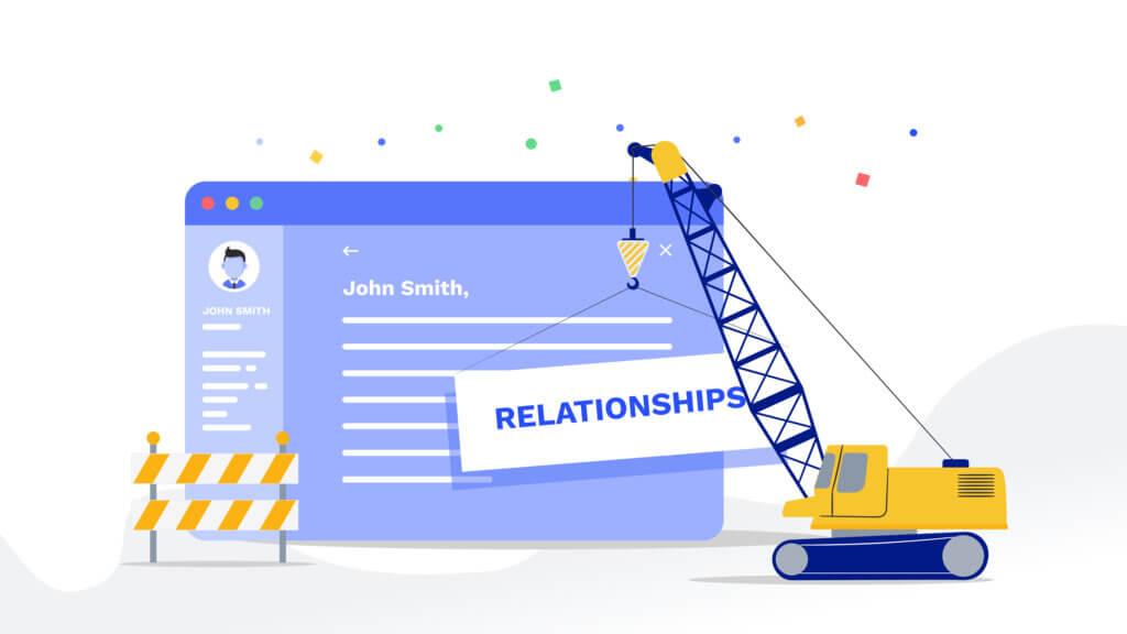 Crane Building Relationships
