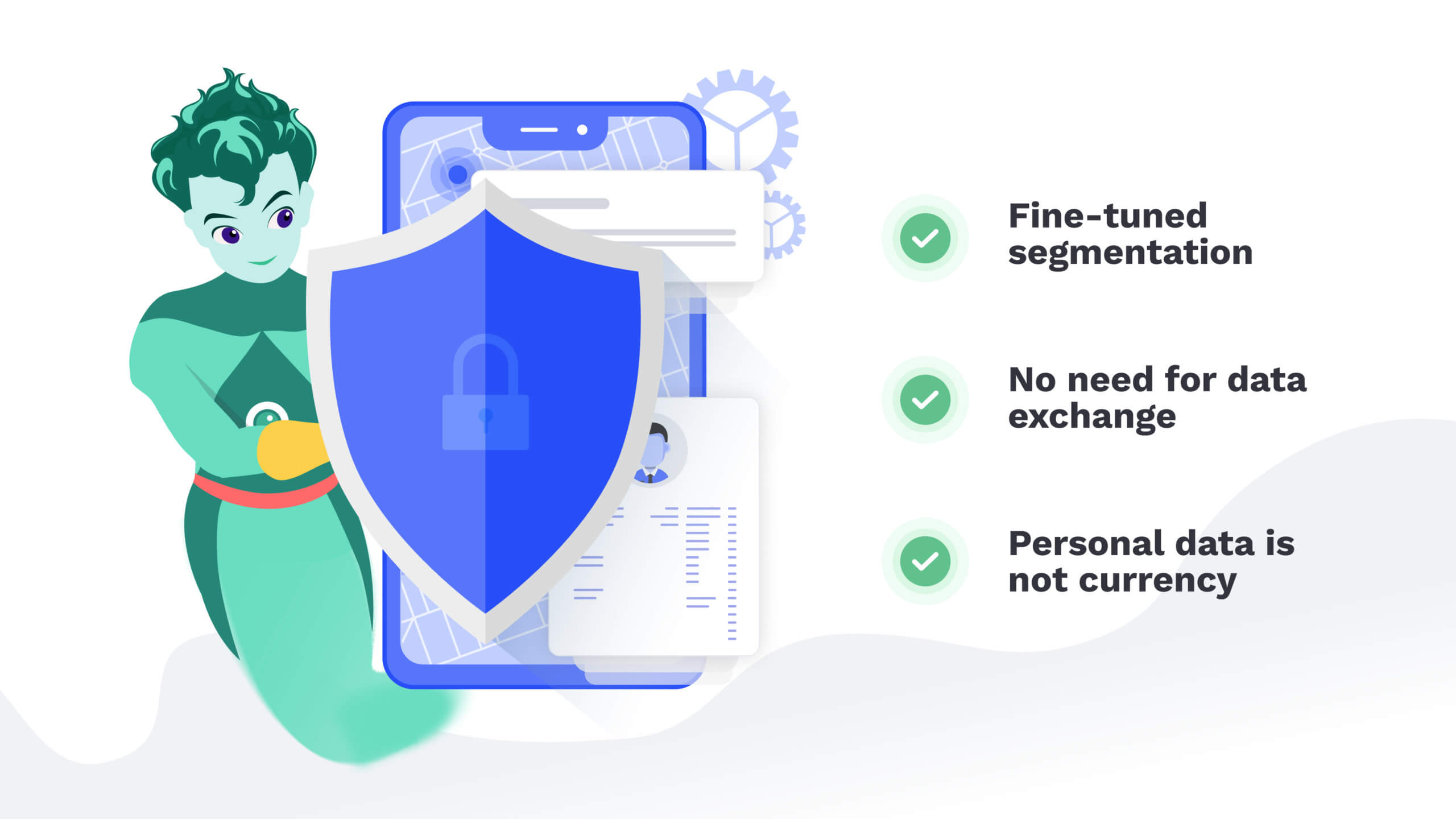Data Privacy Protection by JedAI