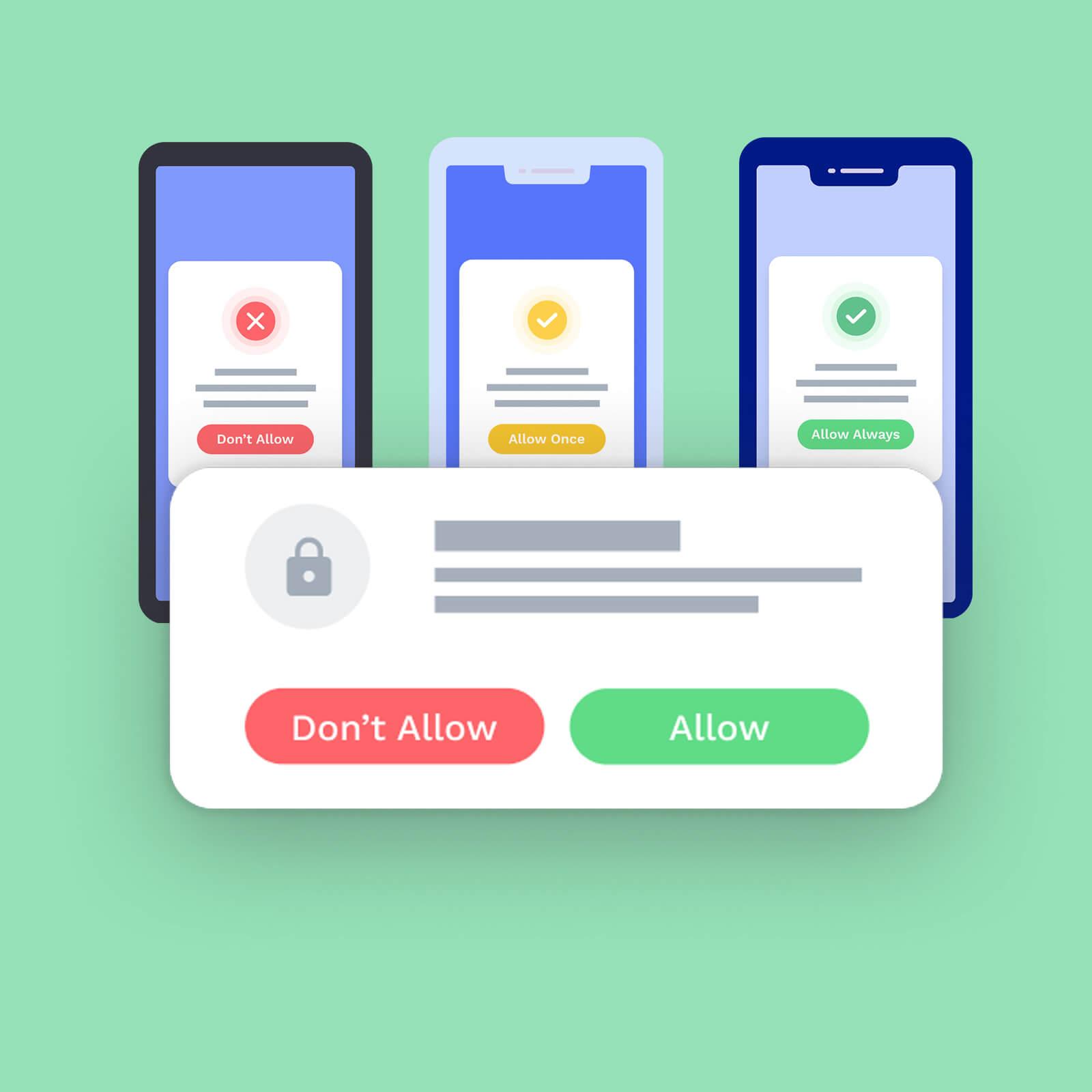Mobile App Permissions