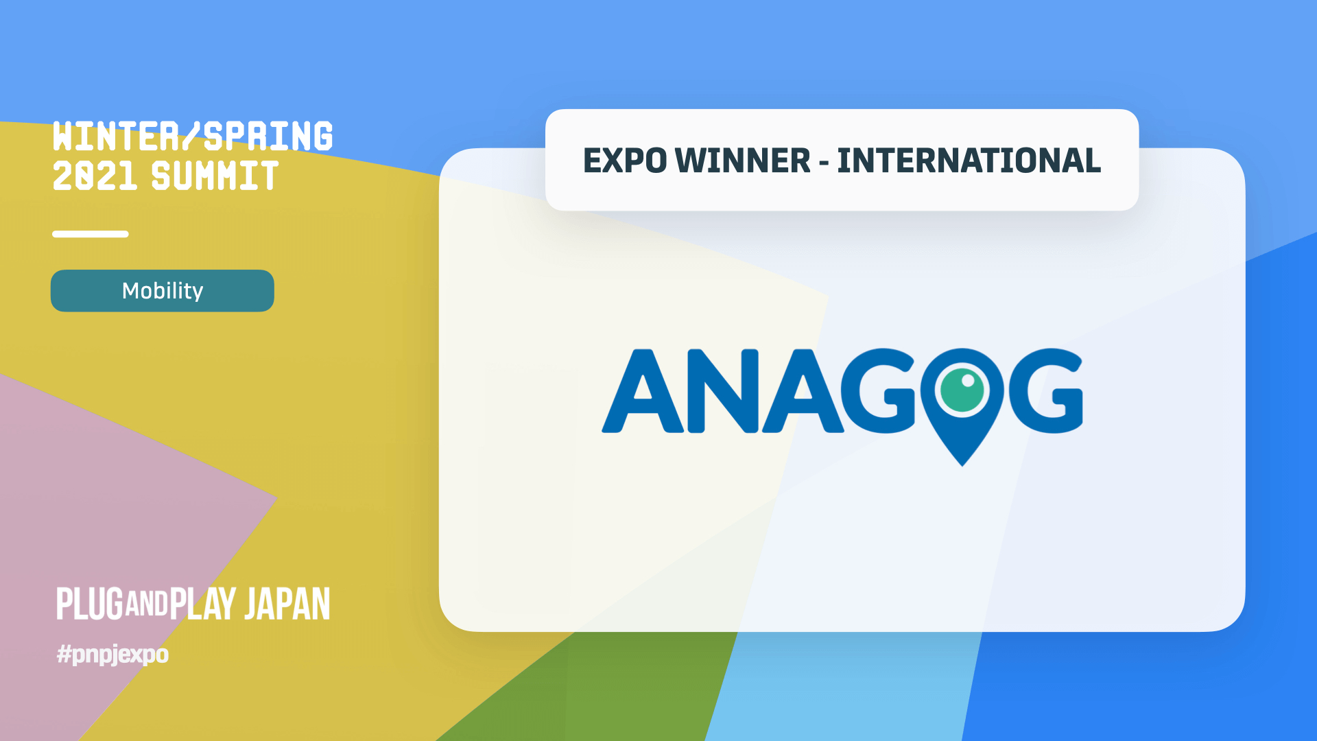 Plug and Play Expo International Pitch Winners