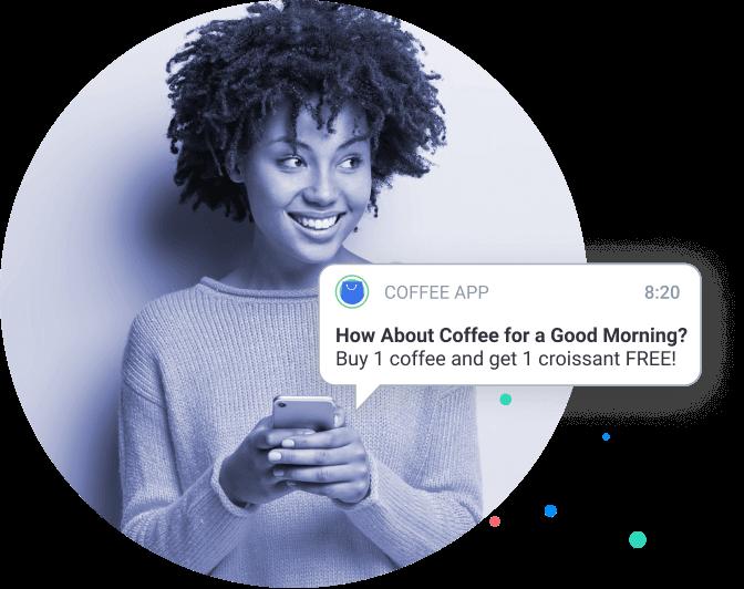Anagog's Mobile Engagement Platform helps you get personal